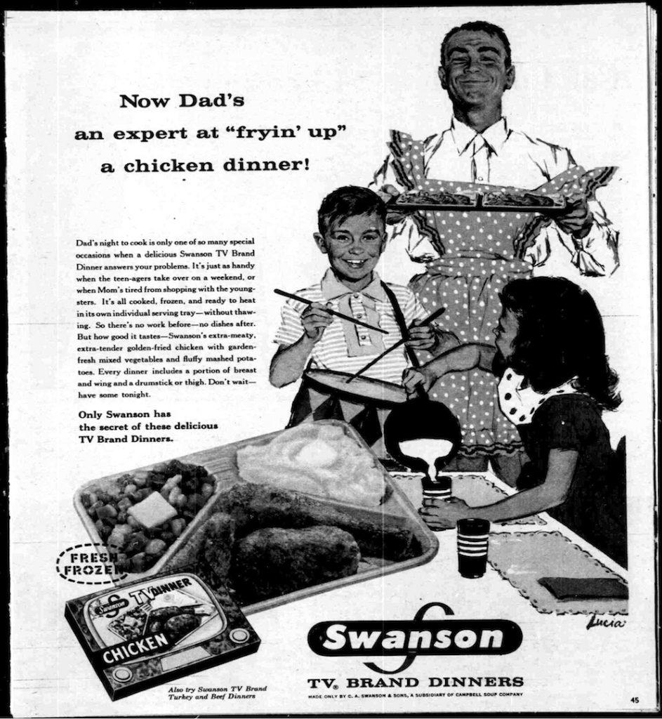 Swanson advertisement